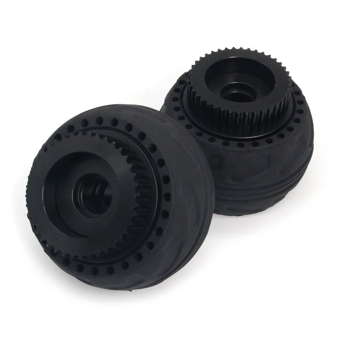105mm airless wheels-honeycomb type-boundmotor