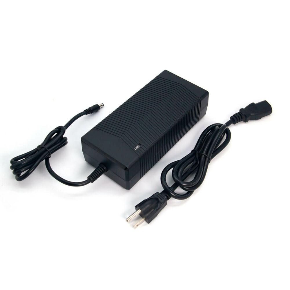 50.4V 4A CHARGER FOR 12S LI-ION BATTERY PACK (2)