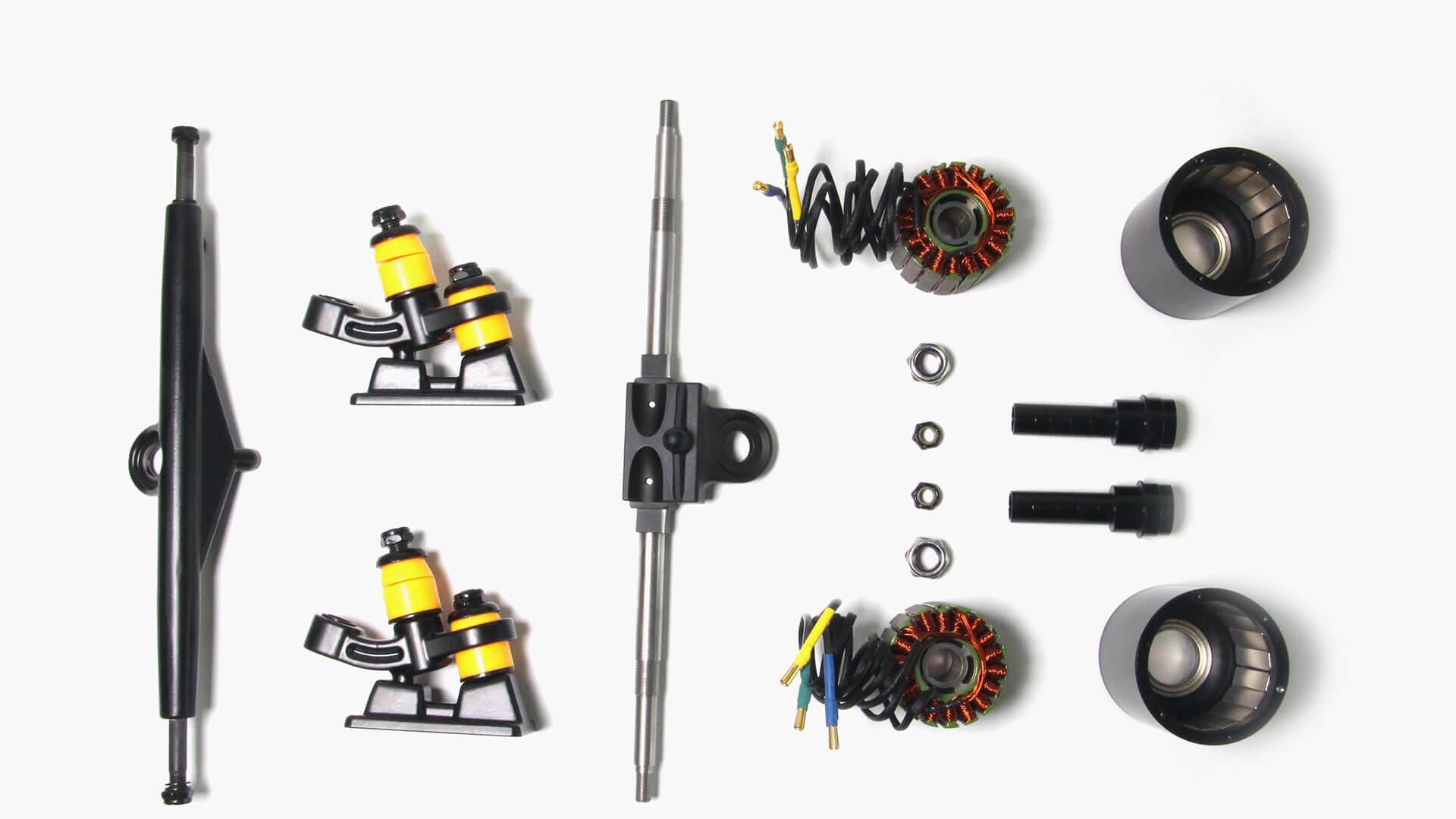 direct drive motor kit boundmotor.com