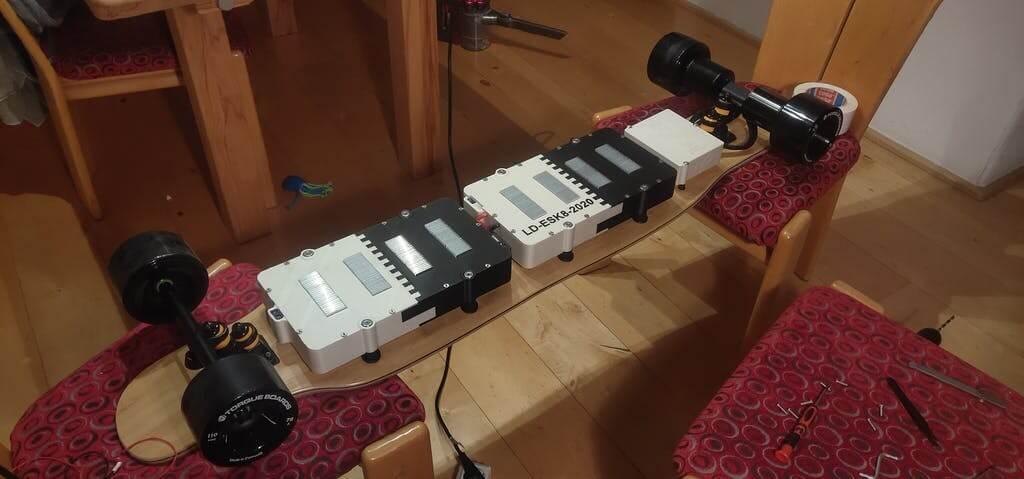 Direct drive motor kit-boundmotor (2)
