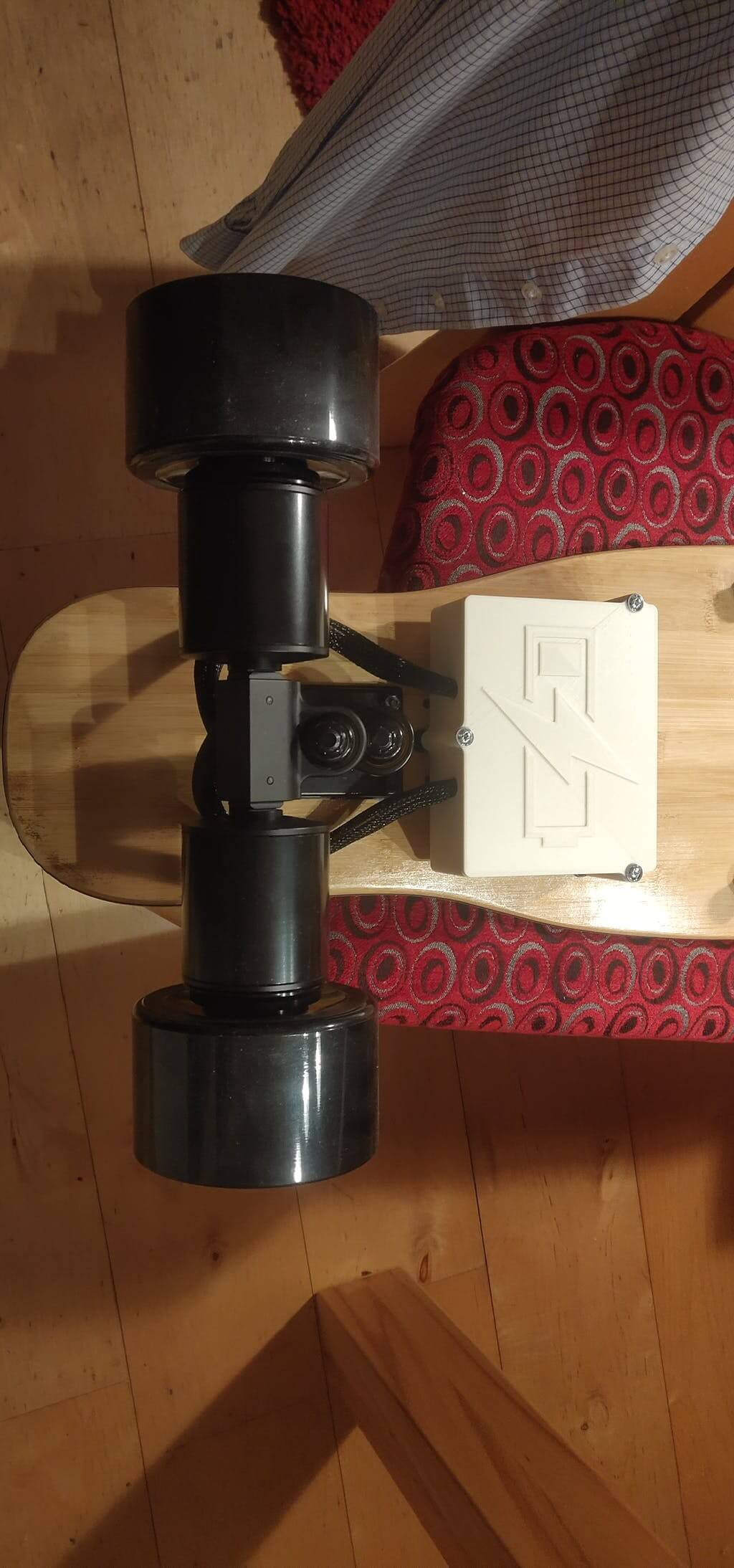 Direct drive motor kit-boundmotor (3)
