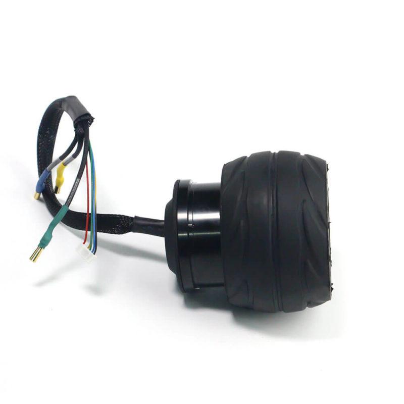 electric skateboard replaceable hub motors boundmotor.com
