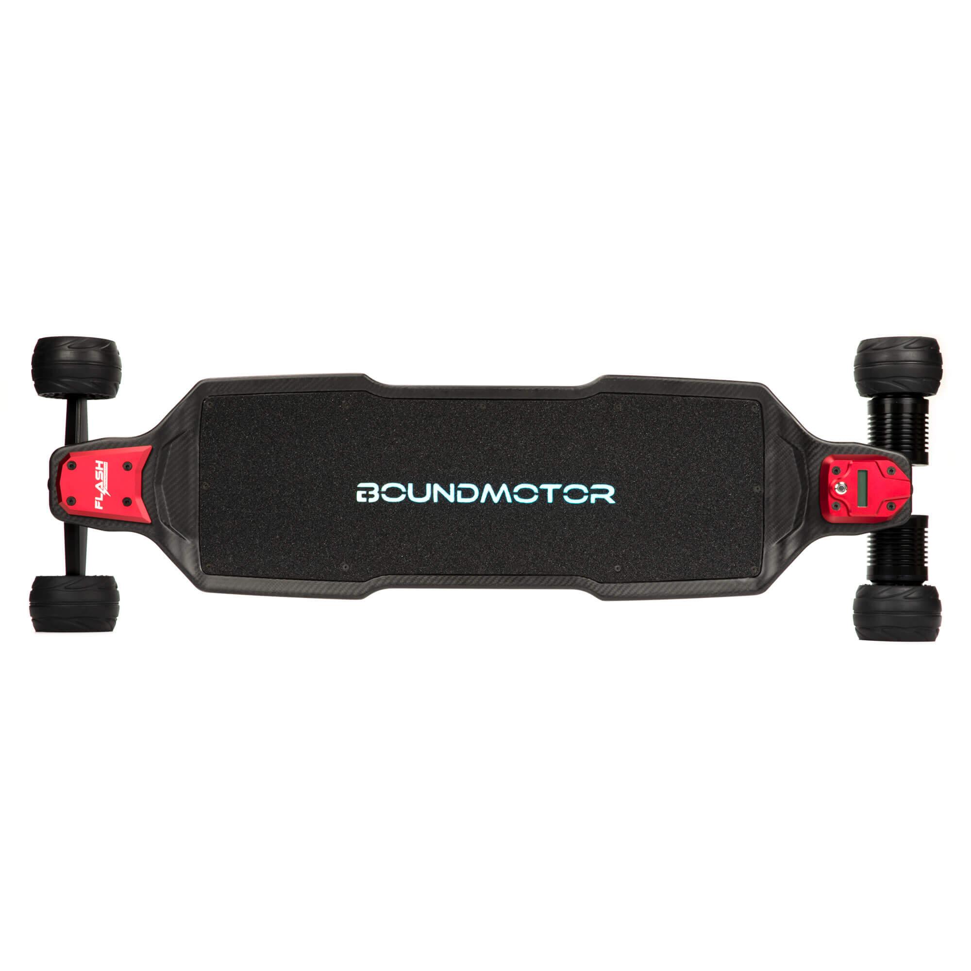 Direct drive electric skateboard - new boundmotor D1