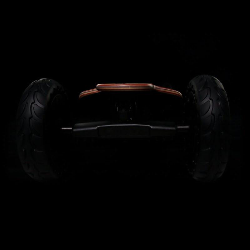 BOUND-Titan ELECTRIC-SKATEBOARD- All-Terrain 190MM-Hub-Motors