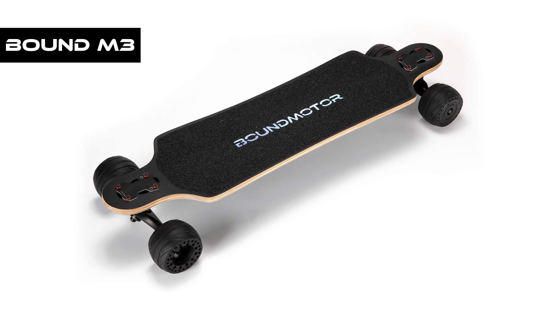 bound-M3---Hub-Motor-electric-skateboard-016