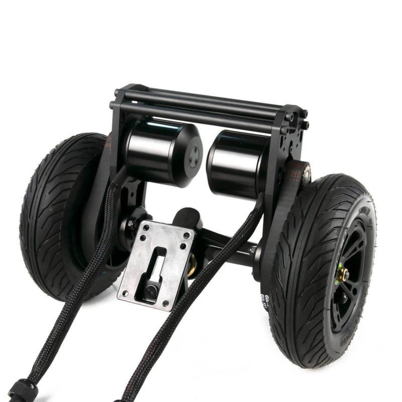 DIY Electric Skateboard Belt Drive Motor Kit