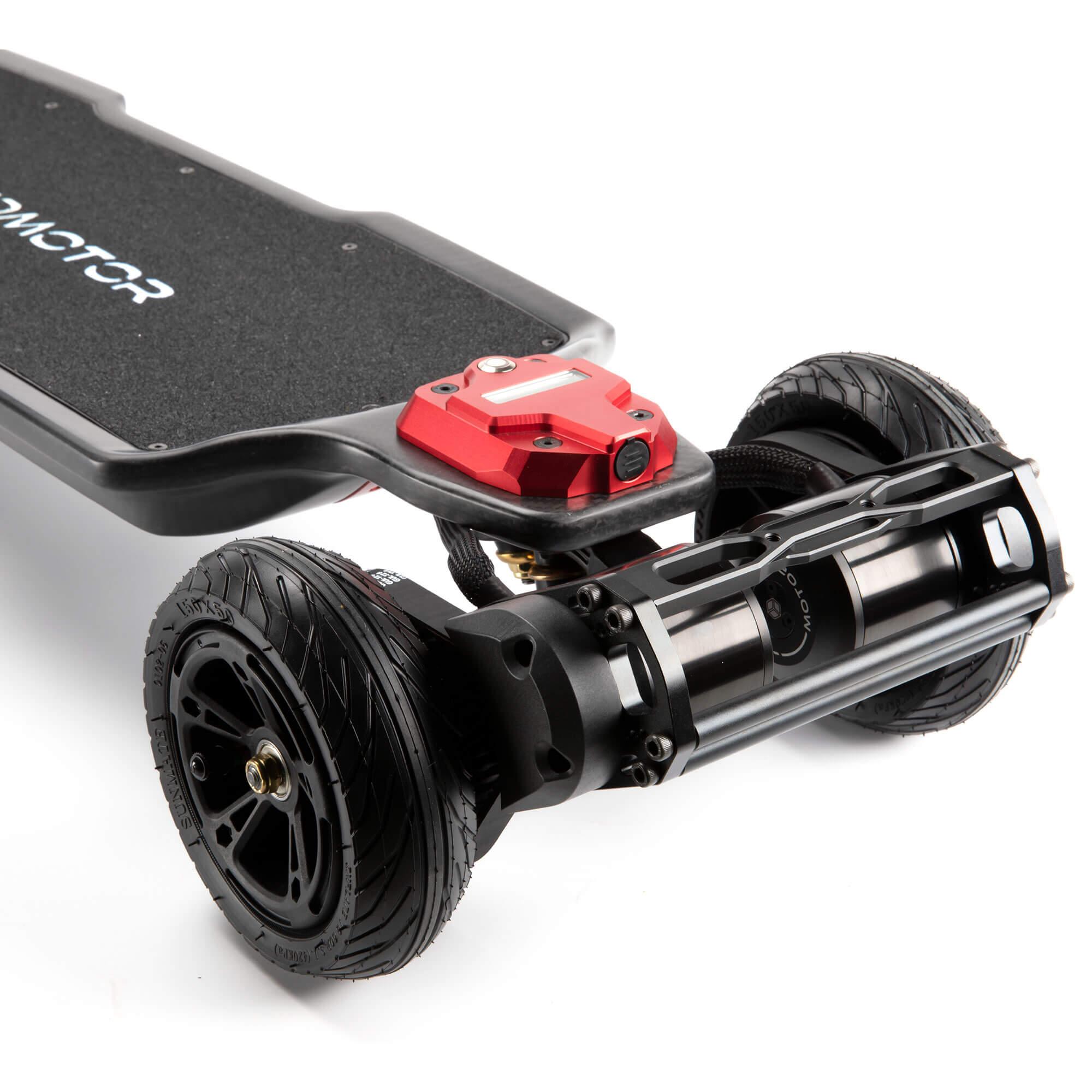 Electric belt drive skateboard - boundmotor FLASH AT - 190s
