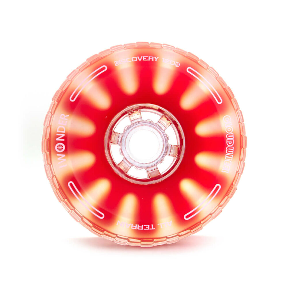 Cloud Wheels-RED