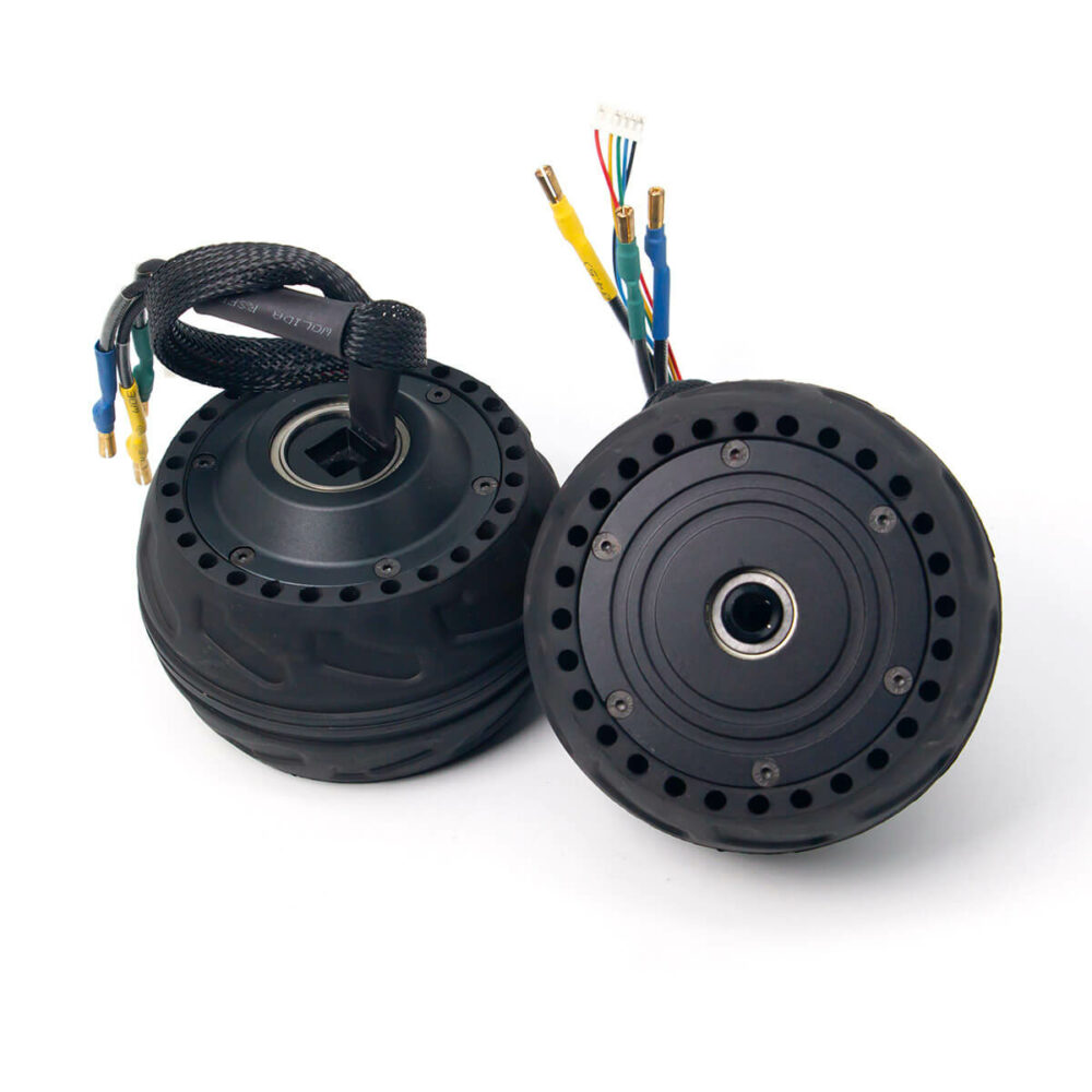 ELECTRIC SKATEBOARD HUB MOTORS-BLACK (1)