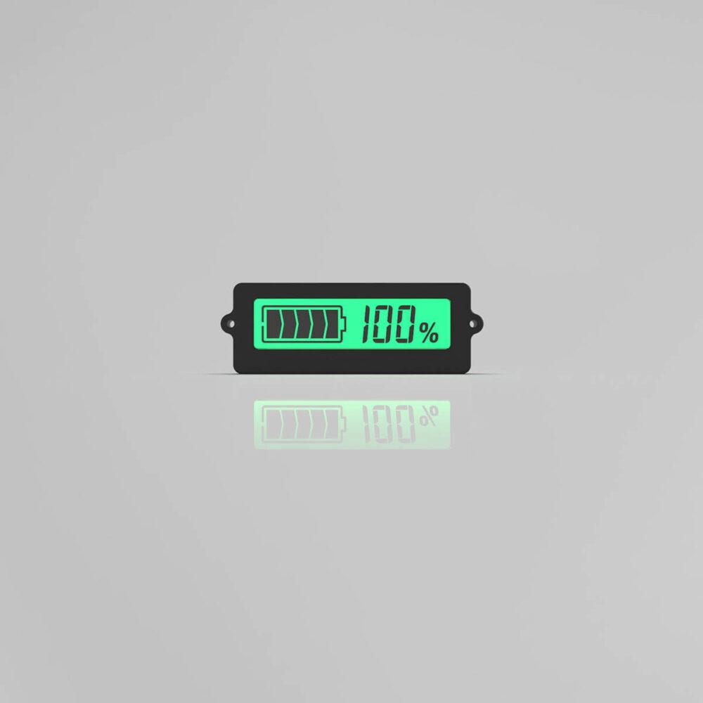 Battery Capacity Meter