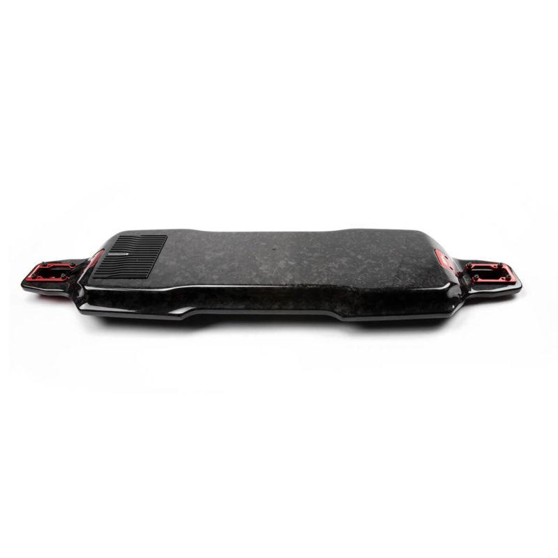 boundmotor new carbon fiber deck kit for diy electric skateboard